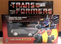 TRANSFORMERS G1 AUTOBOT TRACKS STICKER SHEET US SELLER