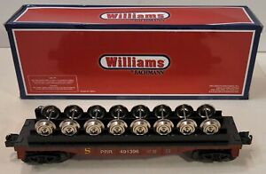 Williams By Bachman 47551PM 2010 Premium Club Car Pennsylvania Wheels Car (570)