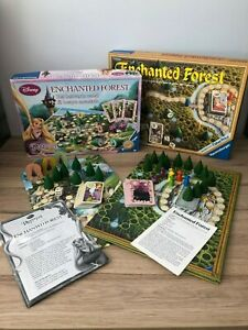 ENCHANTED FOREST RAPUNZEL TANGLED Board Game Replacement Pieces Spares