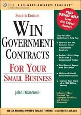 Win Government Contracts for Your Small Business (Business Owner's Toolkit