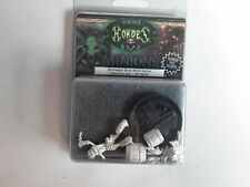 Privateer Press Hordes Minions Blindwater Brew Witch Doctor NiB