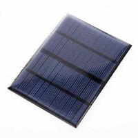 Plaque Solaire 1,5 W 12 V Panneau Arduino Diy Cellule Photovoltaïque