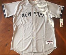 Mel Stottlemyre New York Yankees 2000 Authentic Away Jersey BNWT Sz 52