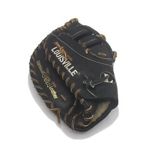 Louisville Slugger TPX First Baseman Glove Mitt Left Handed Hand Thrower Black