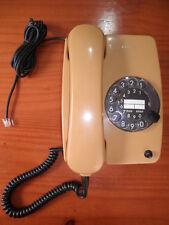 TELEFONO VINTAGE RULETA SIEMENS DISCO 70'S PERFECTO FUNCIONAMIENTO