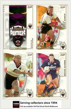 2002 Select NRL Challenge Lc1 Jonny Raper Legend Card