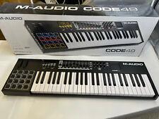 M-Audio Code 49 | 49-Key USB MIDI Keyboard Controller