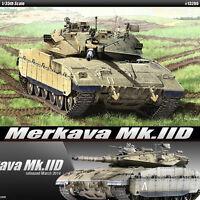 1/35 Merkava Mk.IID Academy Hobby Kit #13286 ACADEMY HOBBY MODEL KITS
