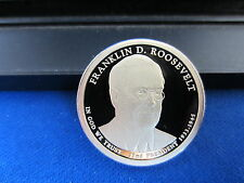 2014-S Franklin Roosevelt  President 1933-1945 Deep Cameo Mirror Proof  Up Grade