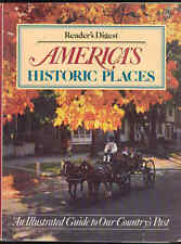 America's Historic Places Guide Book Travel Landmarks Houses Parks Inns Lakes