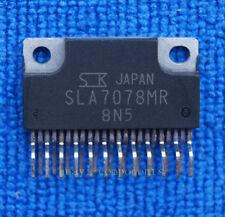 5pcs SLA7078MR SLA7078 Motor Driver IC Family