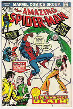 (1973) THE AMAZING SPIDER-MAN #127 Vs THE VULTURE! MARY JANE! 7.0 - FINE / VF