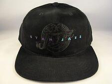 NBA Utah Jazz Vintage Snapback Hat Cap American Needle
