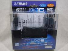 YAMAHA USB-MIDI Converter (Cable) UX-16 Interface Free Shipping - NEW