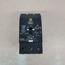 New Listingsquare D Edb Ejb34060 3 Pole 60 Amp 480v Circuit Breaker