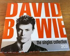 David Bowie - Singles Collection / Empty Cardboard Boxset Slipcase / 1997 EMI NL