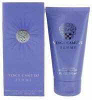 VINCE CAMUTO FEMME FOR WOMEN - 5.0 OZ/150 ML BODY LOTION JUMBO SIZE IN BOX