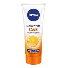 Crema nivea con vitamina e para la cara