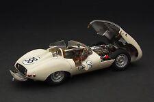 Exoto XS 1958 Jaguar D-Type / Jim Clark / Scale 1:18 / #RLG89006