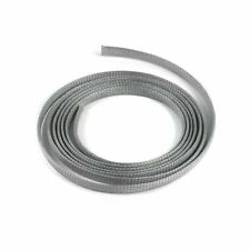 "3/8"" Grey Engine & Harness Wire Loom - 10 Feet truck street rat muscle car"