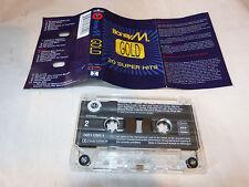 BONEY M. - K7 audio / Audio tape !!! GOLD - 20 SUPER HITS !!!