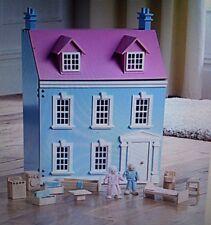 Kensington casa di bambole in legno ** NUOVO **