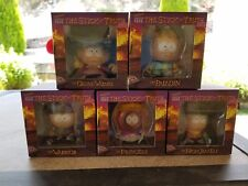 South Park Stick of Truth Collectors Pack  KidRobot NEW! Set of 5