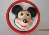 Vintage G.E. 1970's Mickey Mouse Walt Disney Productions Night Light