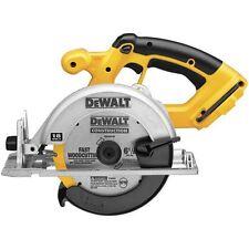 "DEWALT DC390BR 6-1/2"" 18 Volt 18V Cordless Circular Saw Power Tool"