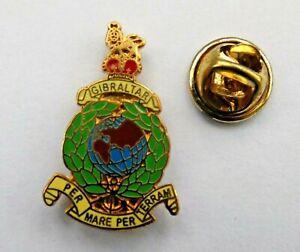 Royal marines Military Army lapel pin badge