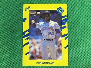 1990 Classic Yellow #T1 Ken Griffey Jr. Seattle Mariners