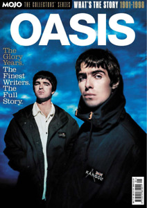 MOJO  THE COLLECTORS SERIES /  OASIS  THE FULL STORY 1991 - 1998