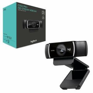 Logitech C922 Pro HD Webcam 1080P 720P USB Camera AU FAST SHIPPING