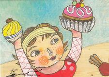 Kunstkarte: Selda Soganci - Kuchen