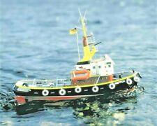Maquette Bateau Robbe /Krick Neptun Remorqueur Kit Avec Fixations 1:50 Echelle