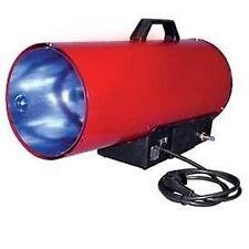 Propane Heater - Red - 49,600 BTU - Direct Fired - 177 CFM - 60 Hertz
