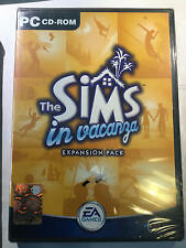 sealed The Sims in Vacanza - Expansion Pack - sigillato PC versione pal italiano
