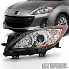 2010 2011 2012 2013 Mazda 3 Mazda3 Halogen Headlight Headlamp Left Driver Side
