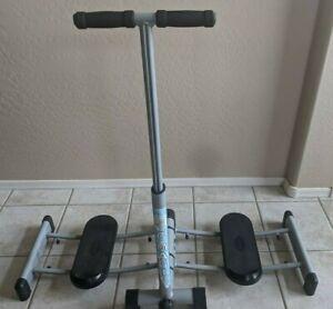 Leg Magic Exerciser Fitness Leg Workout Exercise  Machine-USED