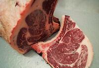 Rib-Eye-Steak, Hohe Rippe Steak Dry Aged Cut 1200g