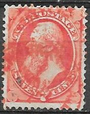 USA 7c Stanton Scott type A48 very nice clear stamp red cancel see scans