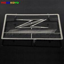 Steel Radiator Grille Guard Cover Protector For Kawasaki Z750/750S/ Z1000/Z800