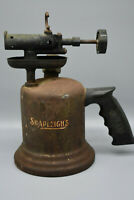Vintage Shapleighs Blow Torch, St. Louis, MO. WALL - Preowned