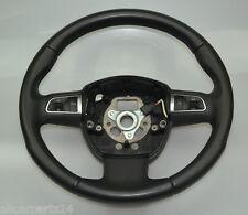 Audi a5 8t a3 q5 multifunción de cuero volante 8r0419091f 8p0419689a original 2826