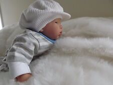 MICHAEL REBORN BABY BOY DOLL Real Mottled Life Like Child Girls Birthday Xmas