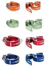 XLC Abrazadera de Sillín PC-L04/PC-B05 En Varios Colores y Tamaños
