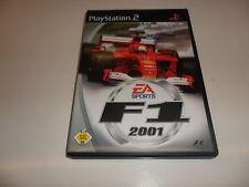 PlayStation 2  PS 2  F1 2001