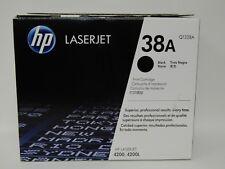 Genuine New HP Q1338A BLACK Toner Cartridge for HP LaserJet 4200 (38A) Open Box