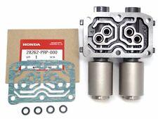 Honda Transmission Dual Linear Solenoid NEW OEM # 28260-PRP-014 (99210G)