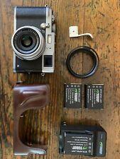 Fujifilm X100S 16.3MP Digital Camera - Excellent Condition plus extras!